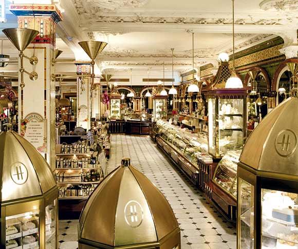 Harrods department store |